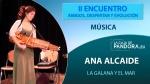 La Galana Y El Mar - Ana Alcaide 2